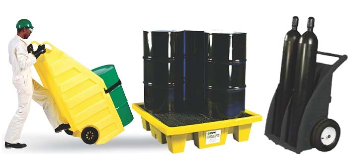 Spill Containment for Environmental Safety