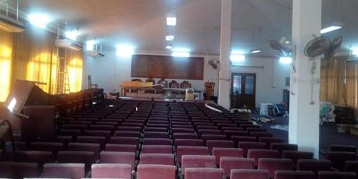BOU auditorium