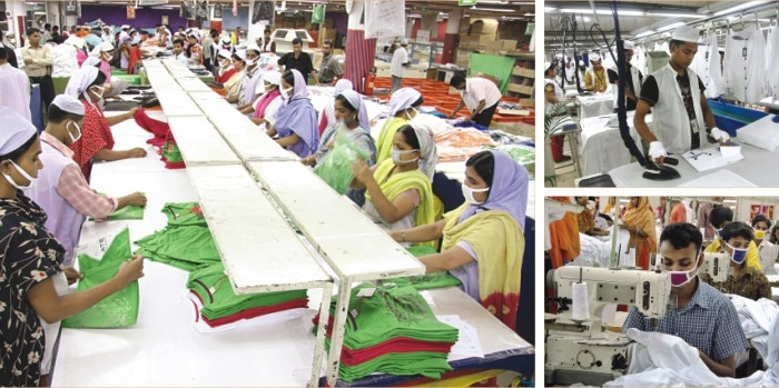 Worker safety in Bangladesh's readymade garment (RMG) industry
