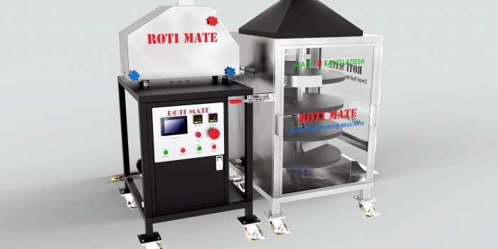 Roti Mate – The Ultimate Roti Maker