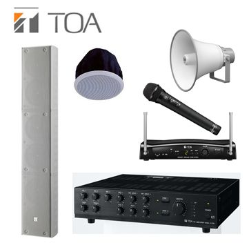 TOA sound products in BD