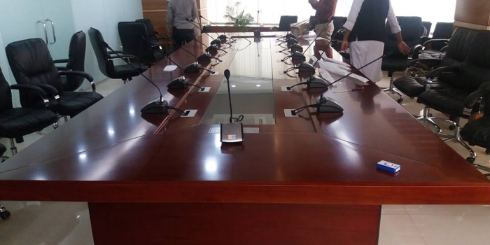 EGCB Meeting Room