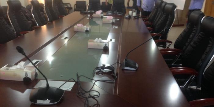 Khulna Power Plant Conference system setup