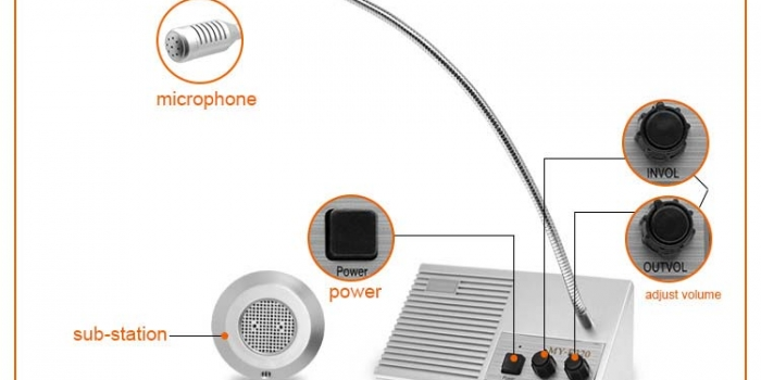 Two way counter communication system