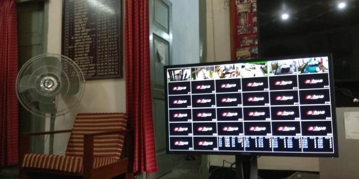 NVR Installation
