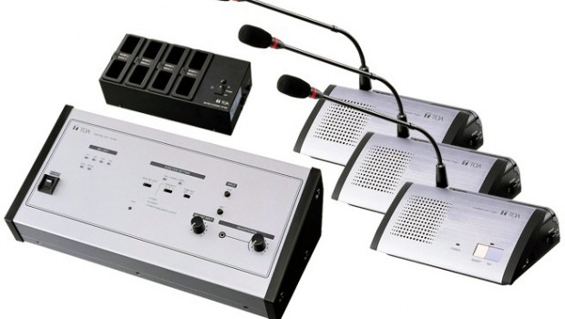TOA Wireless Conference System