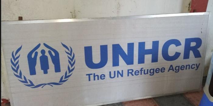 UNHCR Cox's Bazar Turnstile Gate