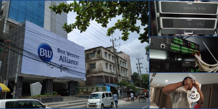 Best Western Alliance Chittagong